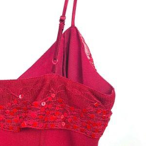 Betsey Johnson Dresses - Betsey Johnson Dress Evening Lace 100% Silk Dress